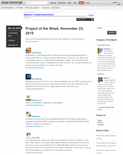 Linux AIO at SourceForge
