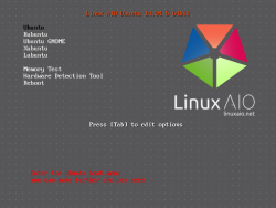 Linux AIO Ubuntu