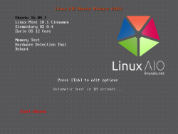 Linux AIO Ubuntu Mixture